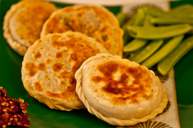 Shapale, Tibetan Fried Meat Pie