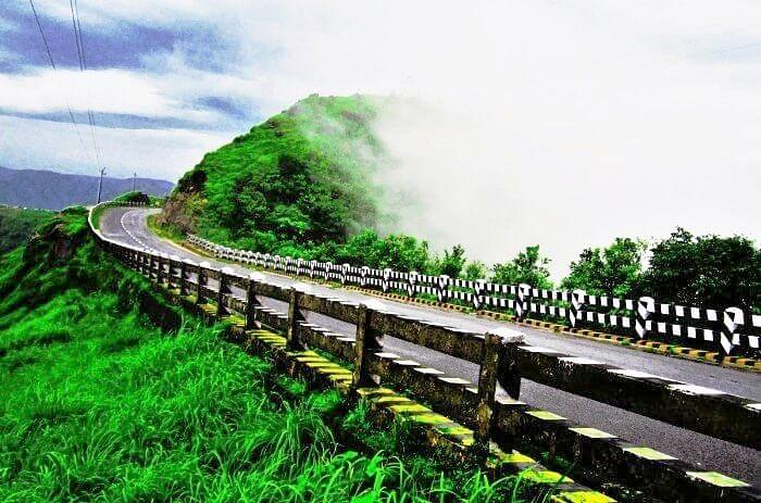 Shillong-to-Cherrapunji