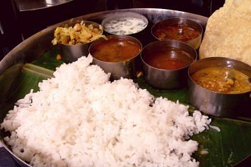 South Indian meal_g