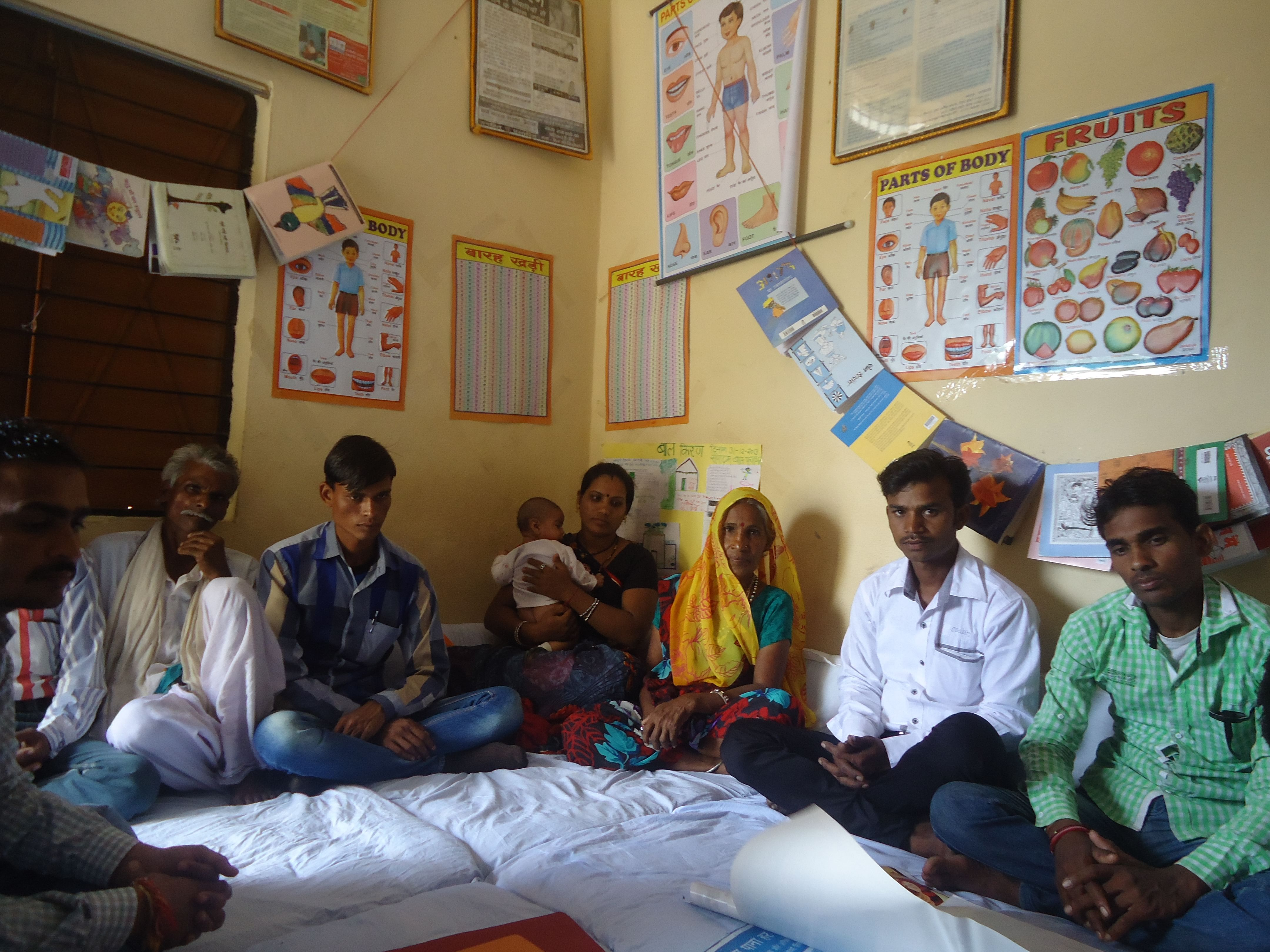 Tribals and Dalits