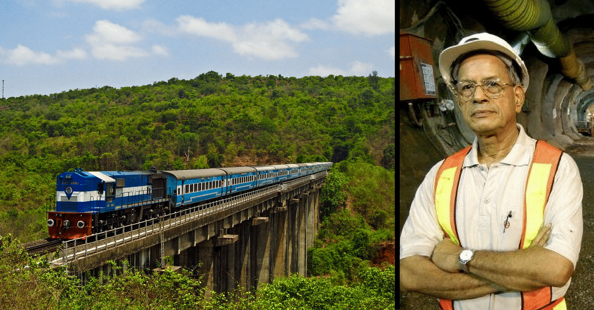 Konkan Railway: An Incredible yet Little Known Indian Success Story