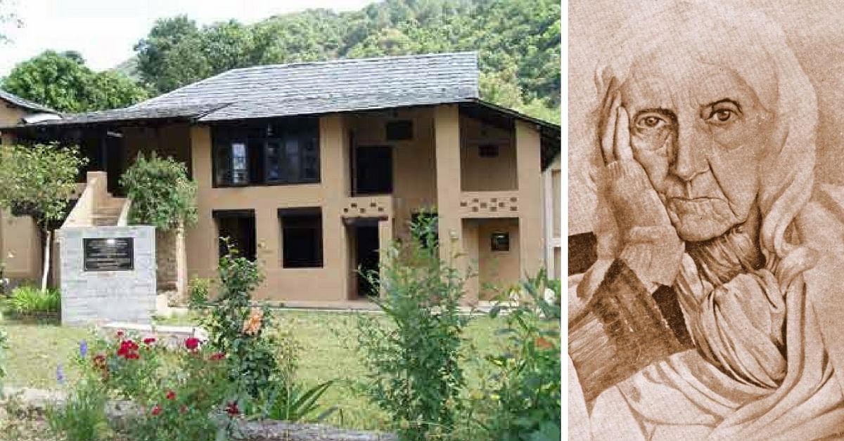 Norah Richards house