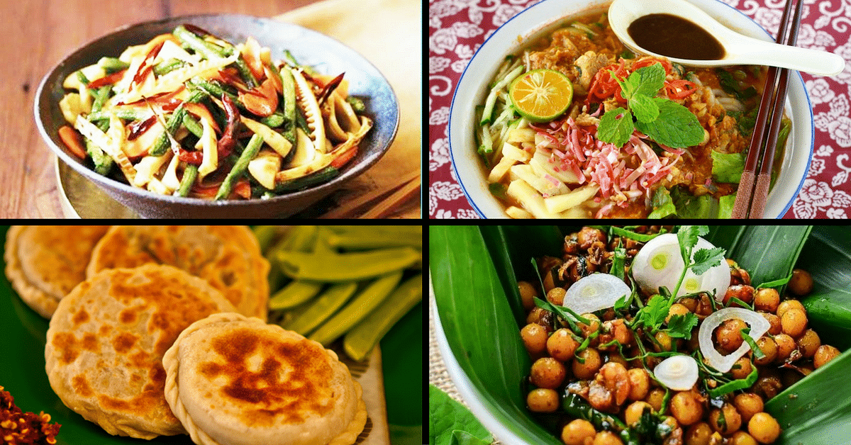 Food Secrets: The Gourmet Guide to North East India's Best Street Food