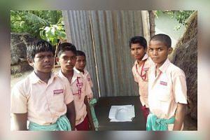 toilet for classmate