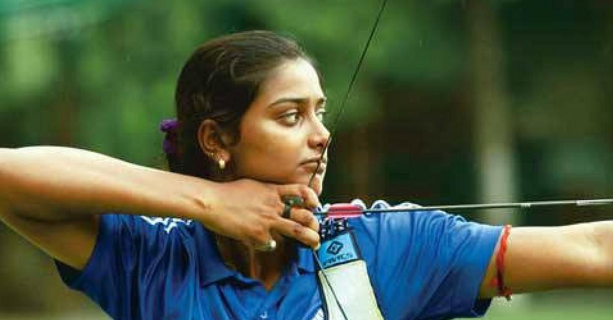 How Archer Deepika Kumari, the Daughter of a Rickshaw Driver, Made It to Rio