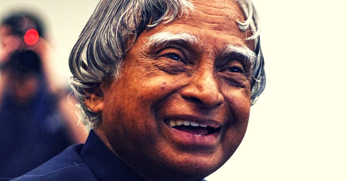TBI BLOGS: Did You Know, Dr APJ Abdul Kalam's Best Friend Was 110 Years Old?