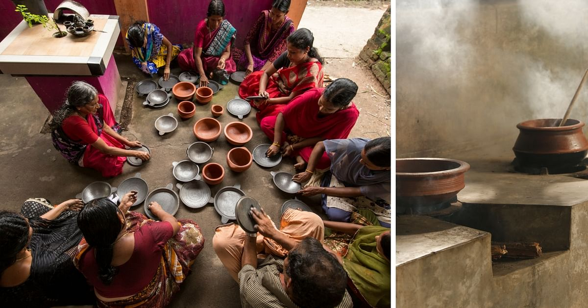 These Women Sell Traditional Cookware for Health Benefits Derived from Ancient Indian Wisdom
