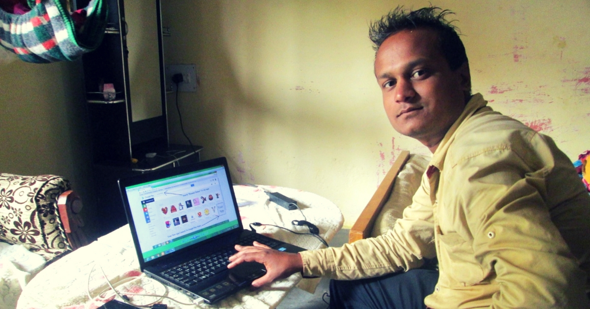 This School Drop-Out Battled Poverty to Become a Self-Taught Coder