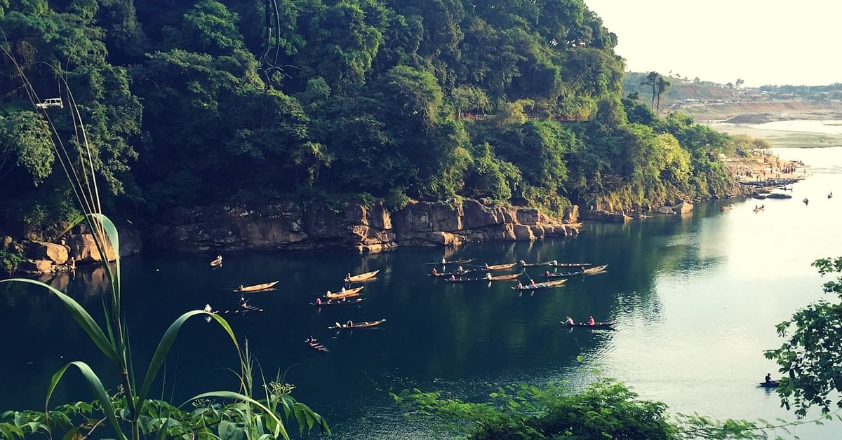 TBI Blogs: A Look at How Shillong's Nadi Festival Used River Systems to Mediate Policy Between 5 Countries