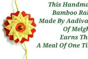 bamboo rakhi