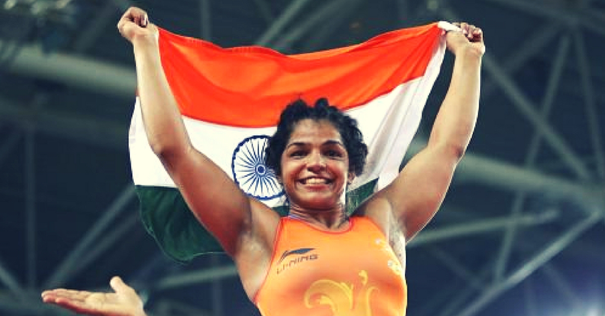 TBI Blogs: How Wrestler Sakshi Malik Overcame Impossible Odds to Win India Its First Medal at Rio Olympics