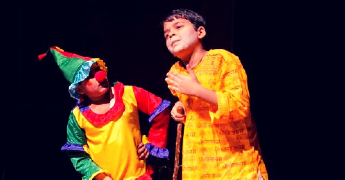 TBI Blogs: A Theatre Project Is Transforming the Lives of Kids in Delhi Slums, and Their Mothers!