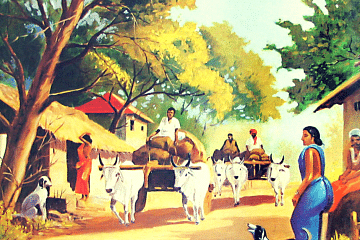 village folklore