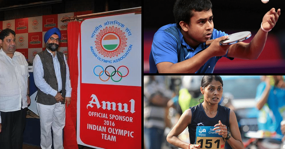 Why Private Funding of Olympic Athletes Is Positive News for Indian Sports