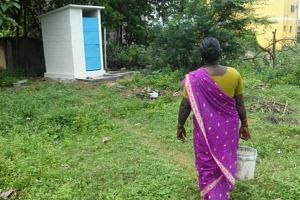 Toilet Andhra