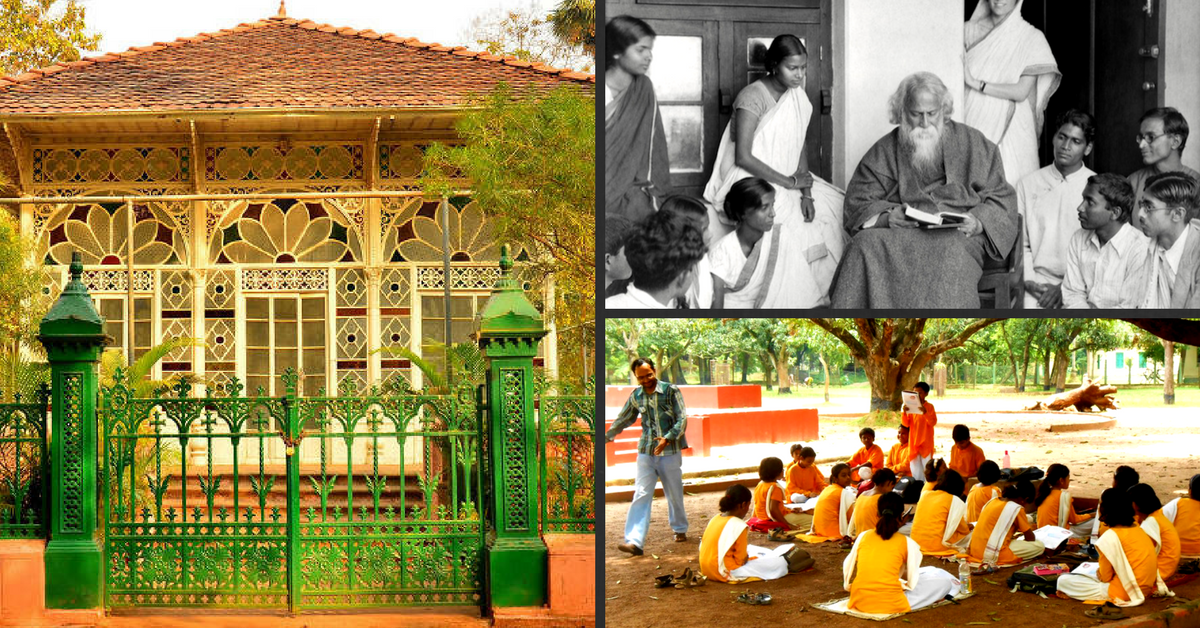 Exploring Tagore's Santiniketan, a Unique Abode of Learning