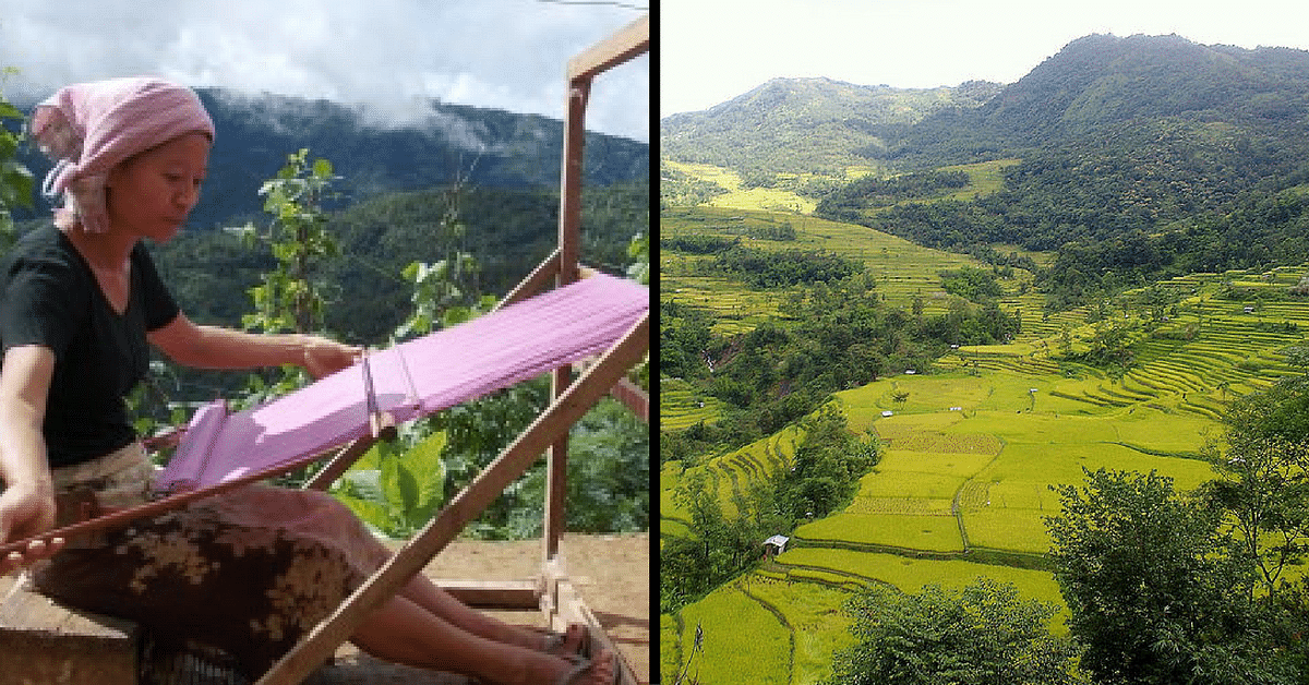 A Tiny Naga Village Has Been Spearheading Women's Rights & Sustainable Farming for Almost a Decade