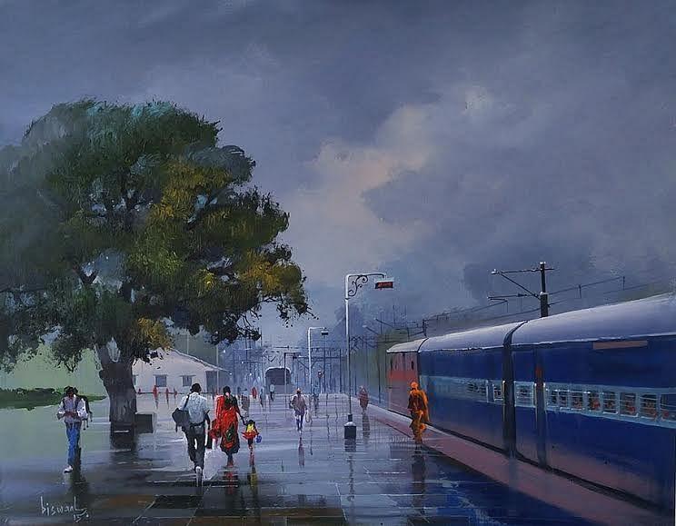 Wet Platform Series