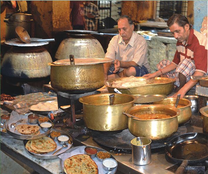 amritsar-kesar da dhaba
