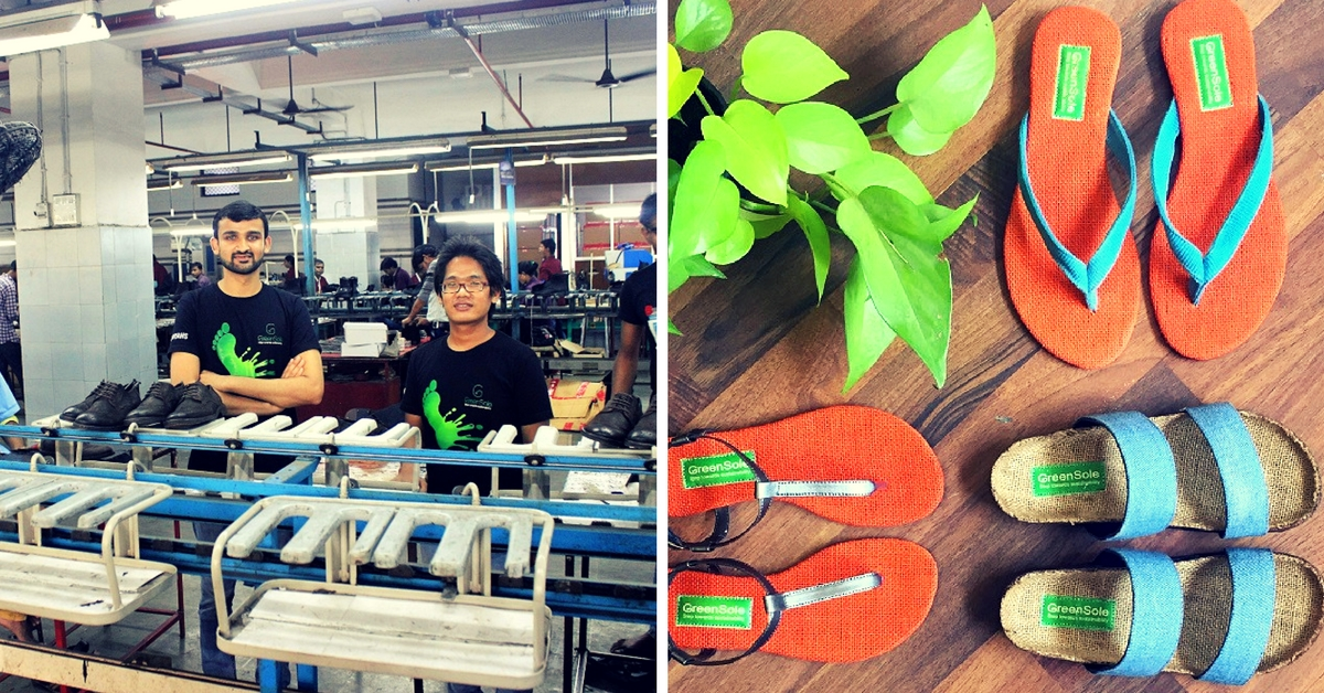 They Refurbish Your Old Shoes & Create New Pairs for Needy School Children to Walk Comfortably In - The Better India