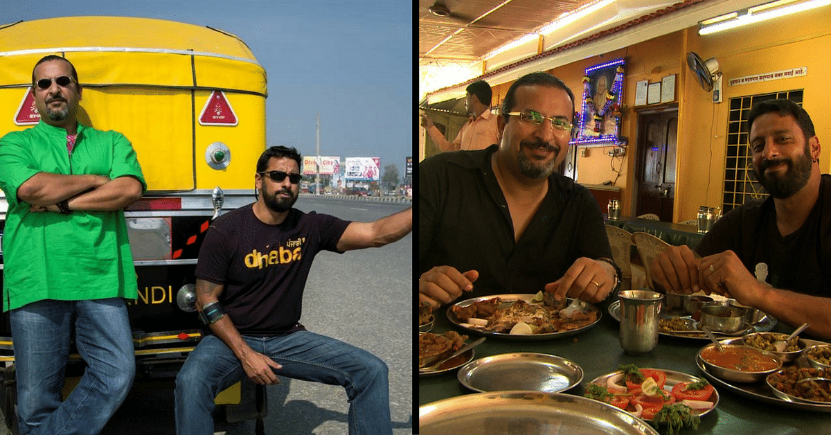 EXCLUSIVE: From Corporate Warriors  to India's Favourite Foodies – The Journey of Rocky and Mayur