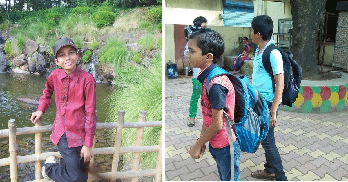12-Year-Olds Win Battle against School to Reduce Weight of Backpacks. Want to Take Fight All-India.