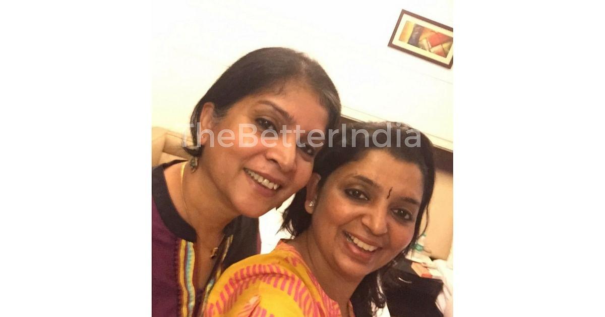 Radhika and Priya of The VillageFair fame