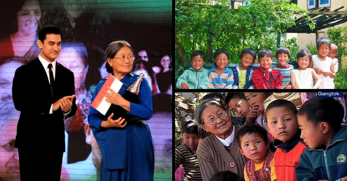 This 74-Year-Old Former Civil Servant Has Been Providing a Home to Sikkim's Orphans for Decades