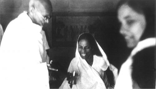 Gandhiji's revolutionary call for Truth and Non-violence to bring about consistent progress for the Nation as well as the society influenced many men and women and Jankideviji was one of the first to follow.