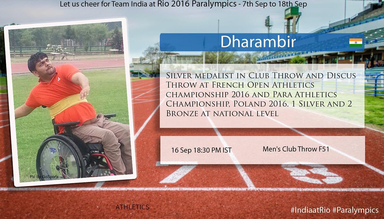 Dharambir