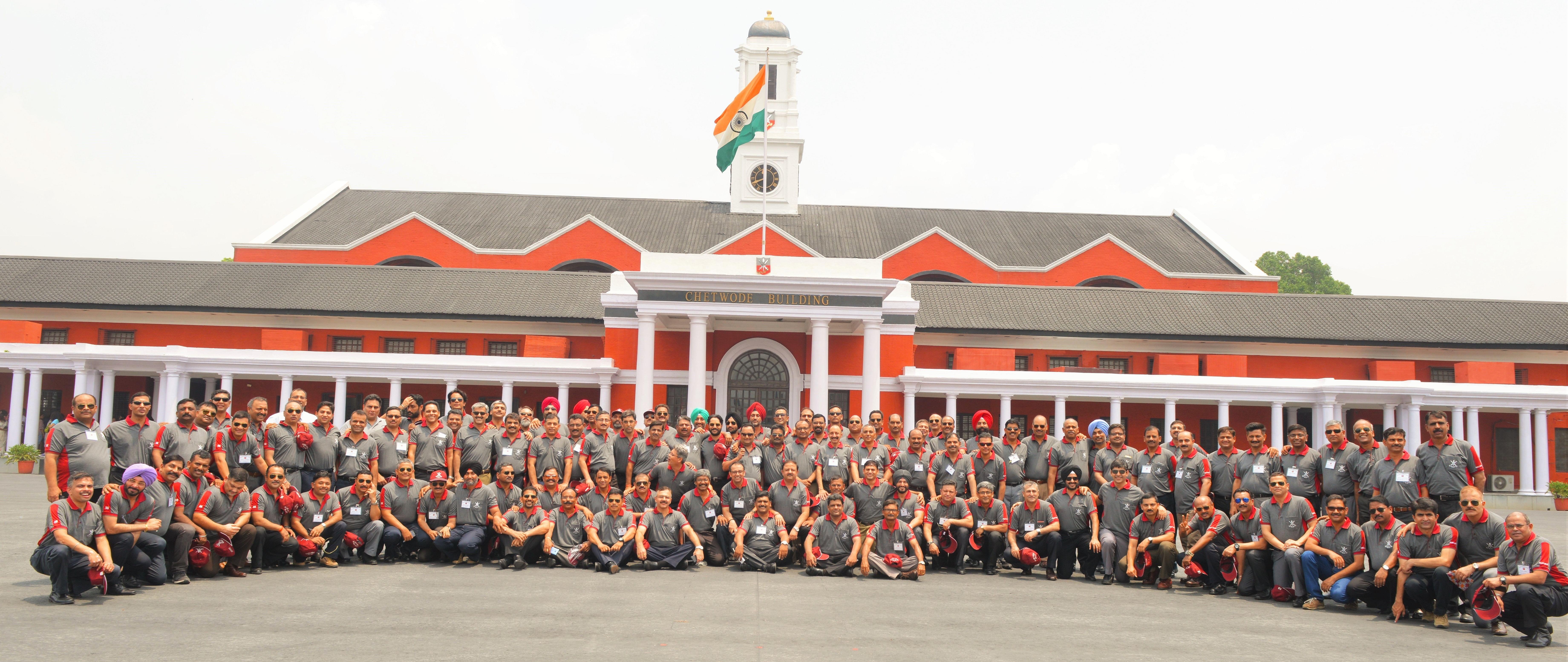 88 Regular-71 tech Course Indian Military Academy on 24 Jun 2016