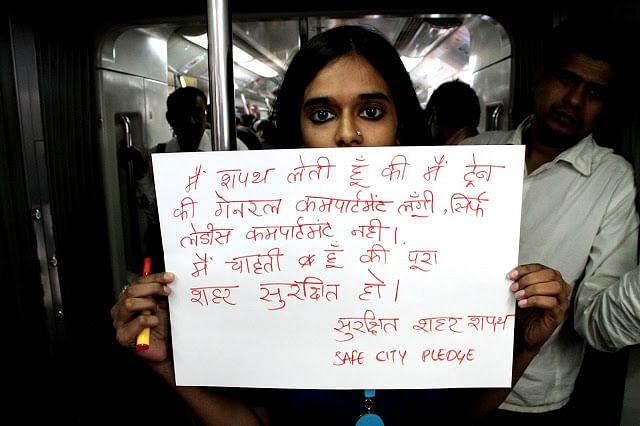 SafeCityPledge Delhi