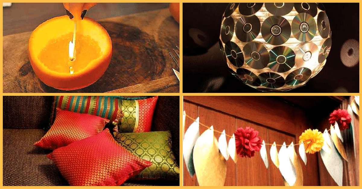 10 Upcycled Home Decor Projects For An Ecofriendly Festive Season