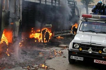 cauvery unrest