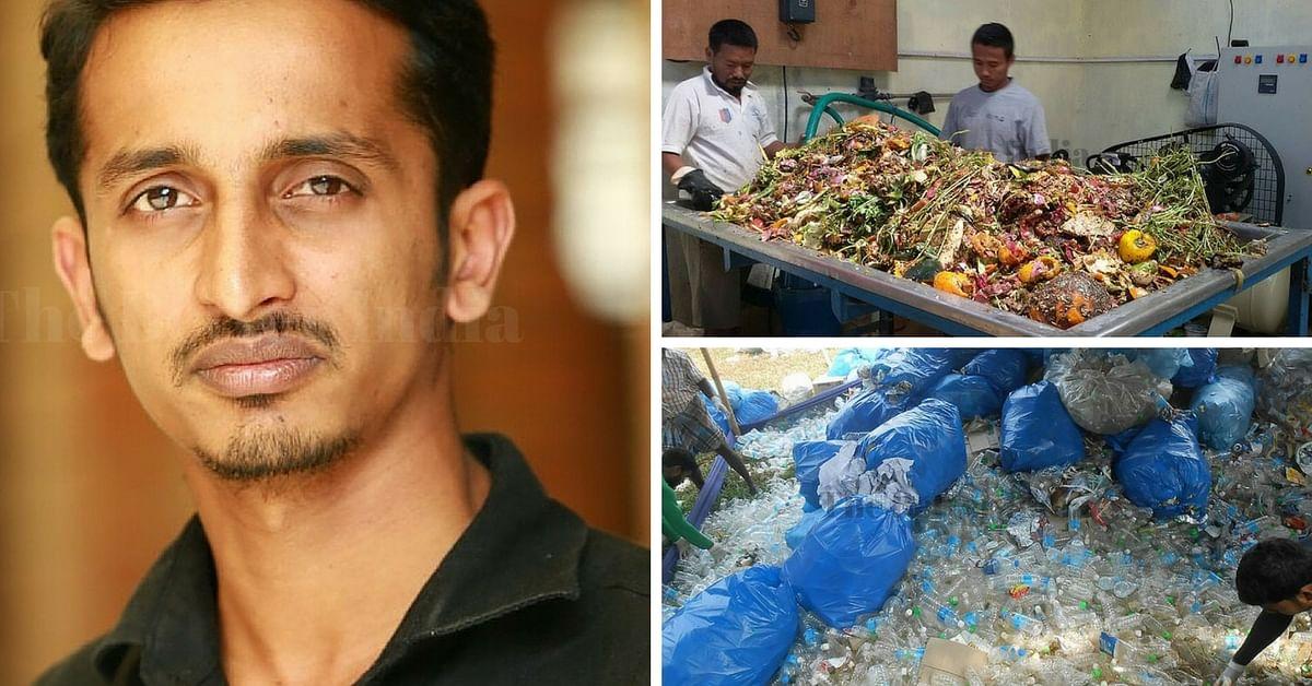 Meet Jabir Karat: The Man On a Mission to Manage Kerala's Waste