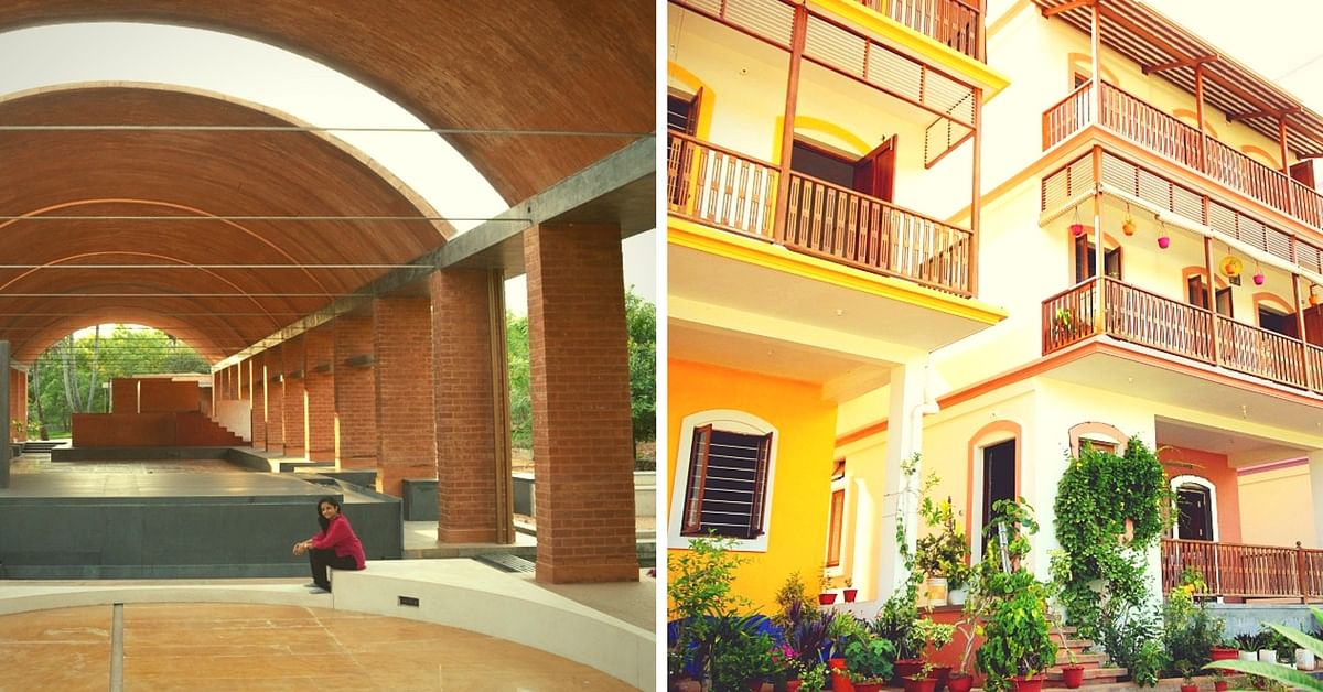 Architect Has Mastered Use of Eco-Friendly Materials in