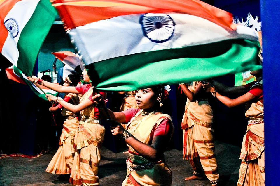 Independence day celebrations at HOPE.