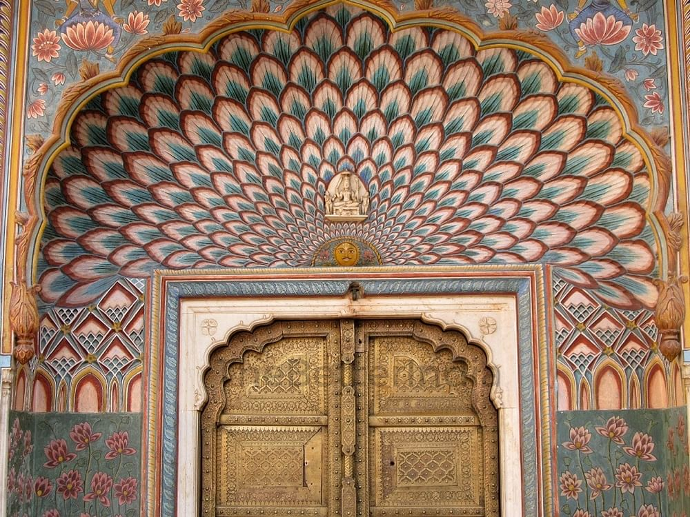 A Glimpse Of Jaipur S History In 9 Marvellous Doorways