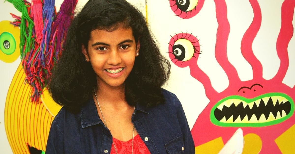 Meet the 13-Year-Old Indian Girl Who Is Going to Speak at TED-Ed in NY