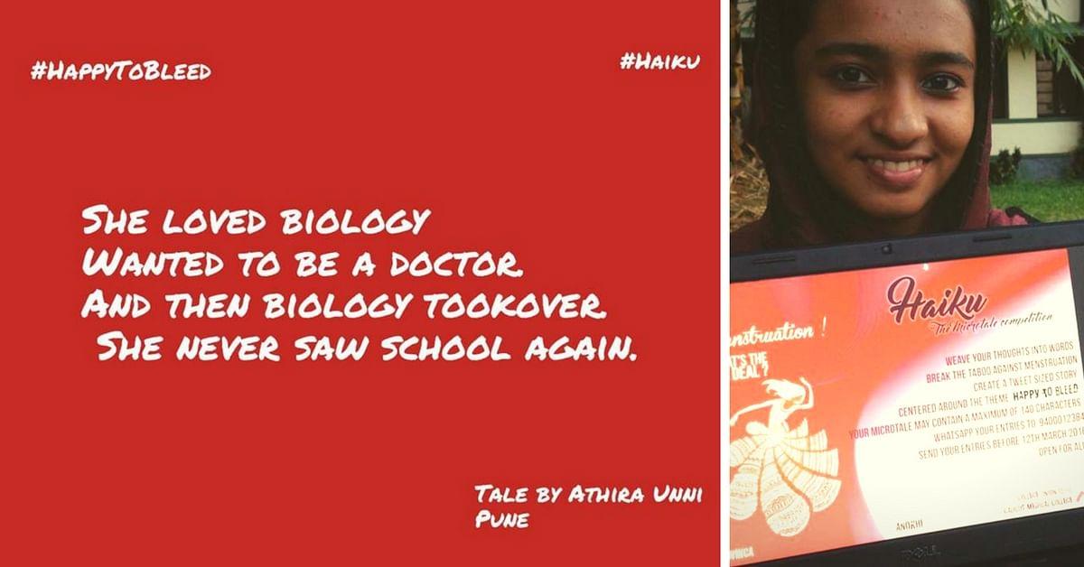 How Medical Students in Kerala Are Fighting Menstrual Taboos Using Haiku Poetry