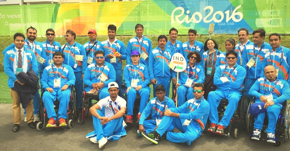 Indian Paralympic Medalists to Get Prize Money Equal to Winners at Olympics: Sports Ministry