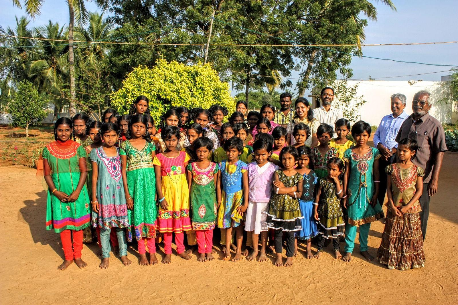 Image result for Proper Sanitation For Orphaned Girls In Andhra Pradesh