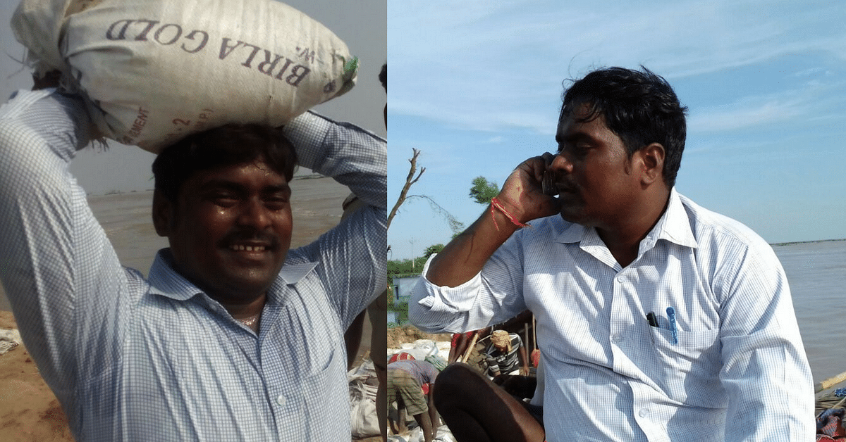 This IAS Officer Carried Heavy Sacks to Prevent a Dam from Collapsing and Drowning a Village