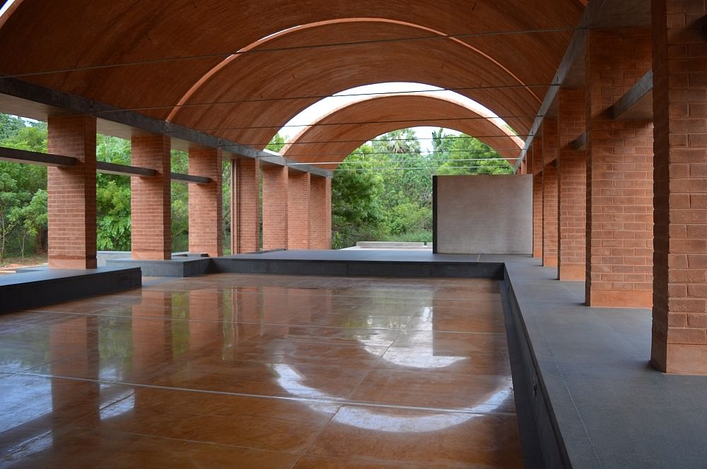 Architect Has Mastered Use Of Eco Friendly Materials In