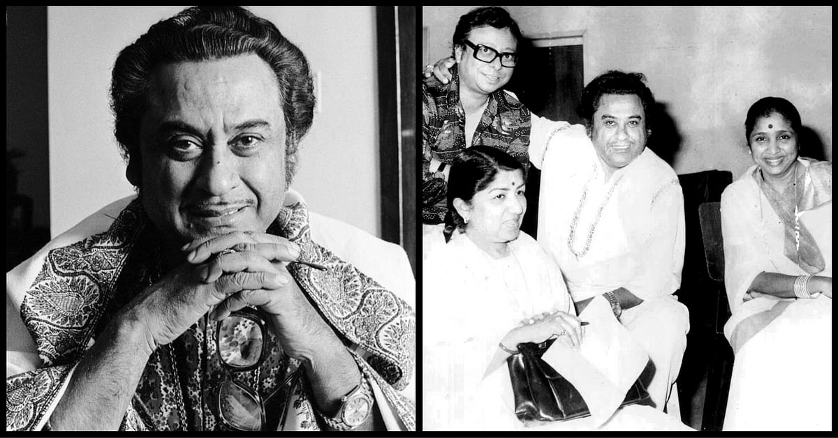 Remembering Kishore Kumar: 17 Fascinating Stories About the Legend That You Probably Didn't Know