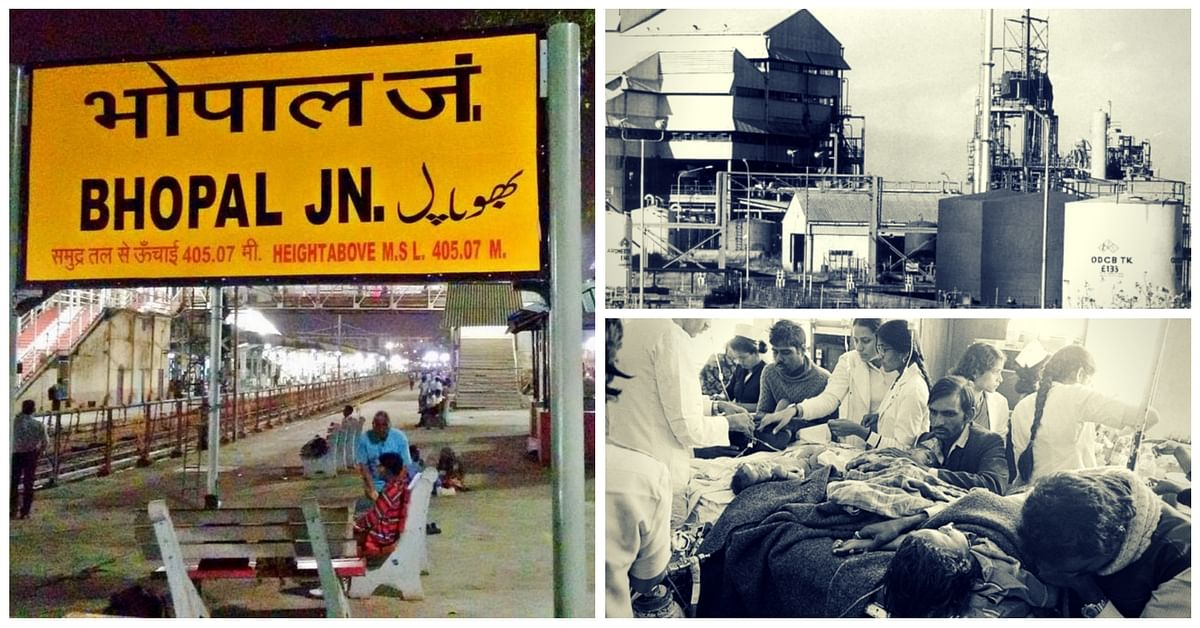 The Forgotten Stationmaster Who Saved Countless Lives During the Bhopal Gas Tragedy