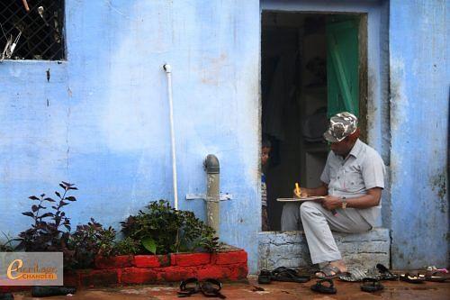 Kalle Bhai's paintings
