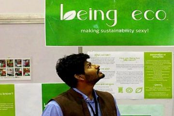 Abhilash Salimath - Founder of Being Eco