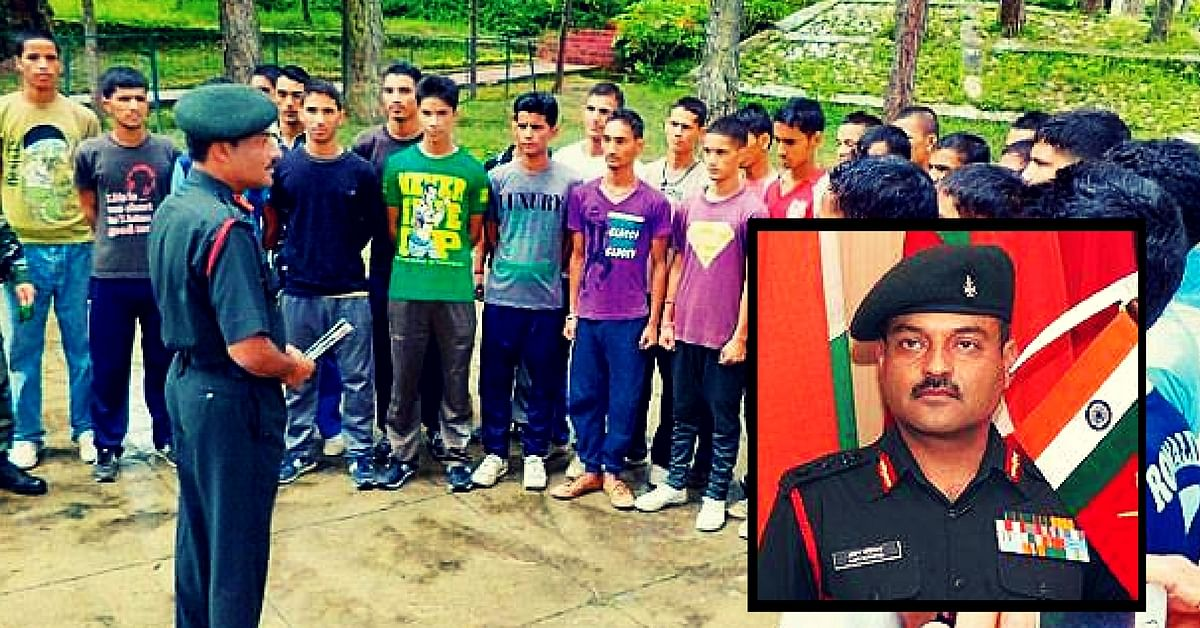 Meet the Brave Man Who Has Trained 1400 Youngsters in Uttarakhand  to Join the Indian Army