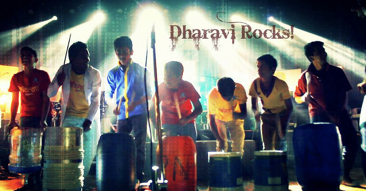 The Sound of Junk – Dharavi's Rag Picking Children Are Making Music out of the Trash They Collect